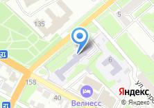 Компания «Гимназия №30» на карте
