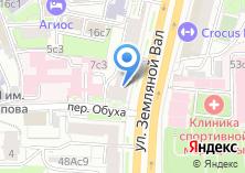 Компания «Сити-Арх» на карте
