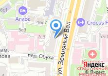 Компания «ОТП Банк Московский филиал» на карте