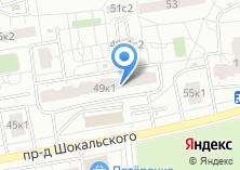 Компания «Жилищник района Северное Медведково» на карте