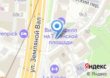 Компания «Плюс Банк» на карте