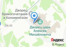 Компания «Дворец царя Алексея Михайловича в Коломенском» на карте