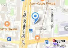 Компания «Дормост» на карте