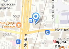 Компания «Сатурит» на карте