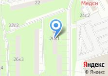 Компания «Coatroomshop» на карте