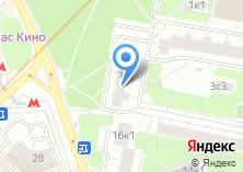 Компания «Государственная инспекция по контролю за использованием объектов недвижимости г. Москвы» на карте
