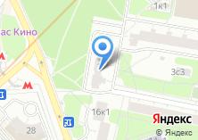 Компания «Сервис для вас» на карте