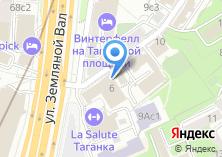 Компания «НТТ» на карте