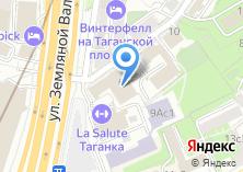 Компания «Биплан» на карте