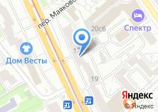 Компания «Стальные двери Контур» на карте
