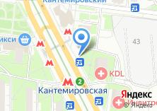 Компания «Магазин цветов на Пролетарском проспекте» на карте