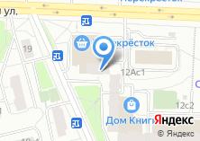Компания «Ника-Люкс» на карте