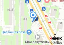Компания «ТД Столичный» на карте