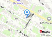 Компания «Кирпич Сервис» на карте