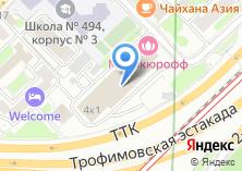 Компания «МЕЖПРОМ» на карте