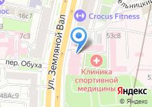 Компания «Московский научно-практический центр медицинской реабилитации» на карте