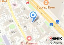 Компания «Правовед ООО» на карте