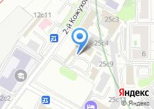 Компания «Шиномонтажная мастерская на Кожуховском 2-ом проезде» на карте