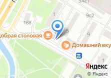 Компания «Снежана+Д» на карте