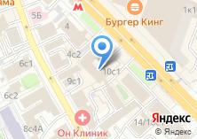 Компания «Реальные знания» на карте
