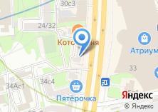 Компания «Artstreet» на карте