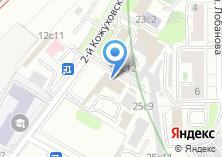 Компания «Московский завод сычужного фермента» на карте