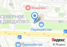 Компания «Кирпич» на карте