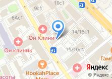 Компания «АМК Движение» на карте