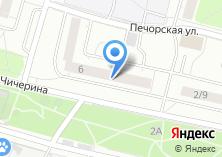 Компания «РУСТО» на карте