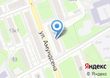 Компания «Отдел по работе с населением Управления Департамента жилищной политики и жилищного фонда г. Москвы» на карте
