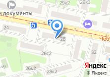 Компания «АДК-Гарант» на карте