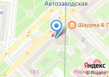 Компания «Пенсионный фонд Банка Москвы негосударственный пенсионный фонд» на карте