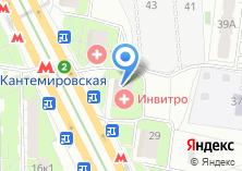 Компания «Вивамедика» на карте