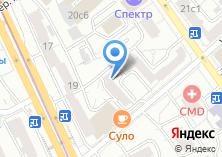 Компания «Екатерина Курепина» на карте
