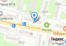 Компания «ТЮК и Ко» на карте