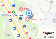 Компания «Твиги» на карте