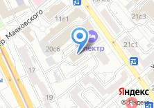 Компания «Постоянное Представительство Республики Ингушетия при Президенте РФ» на карте