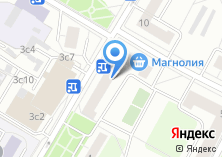 Компания «ИНФОТЕХ» на карте