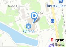 Компания «Магазин пряжи и швейной фурнитуры» на карте