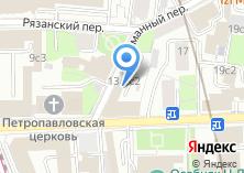 Компания «Добродент» на карте