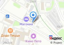 Компания «Юнион-Медиа-Сервис» на карте