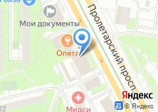 Компания «Аквасолт» на карте