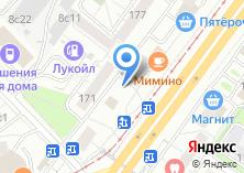 Компания «Баскин Роббинс» на карте