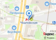 Компания «Курская» на карте