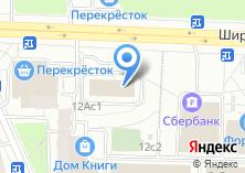 Компания «Московская городская телефонная сеть» на карте