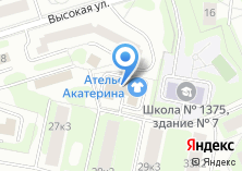 Компания «Акатерина» на карте