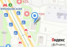 Компания «МСС» на карте