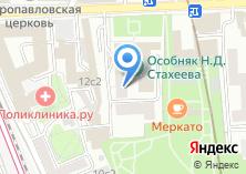 Компания «МИГ информ» на карте