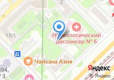 Компания «Управление социальной защиты населения Даниловского района» на карте
