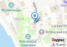 Компания «Гсп-сервис» на карте